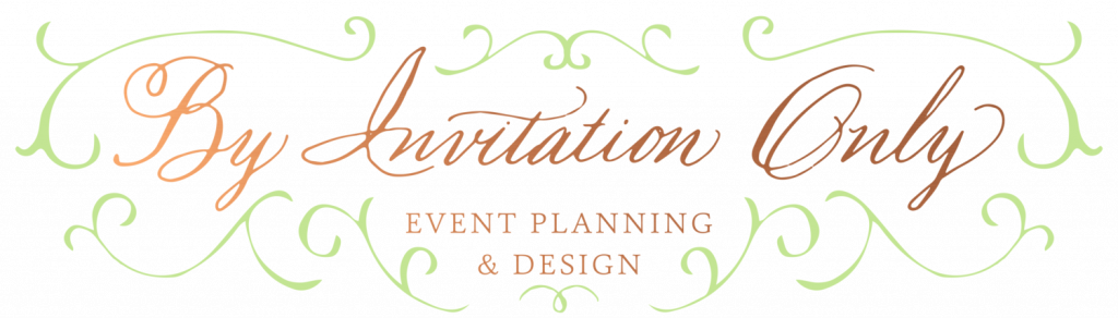 Invitation Only logo with transparent background